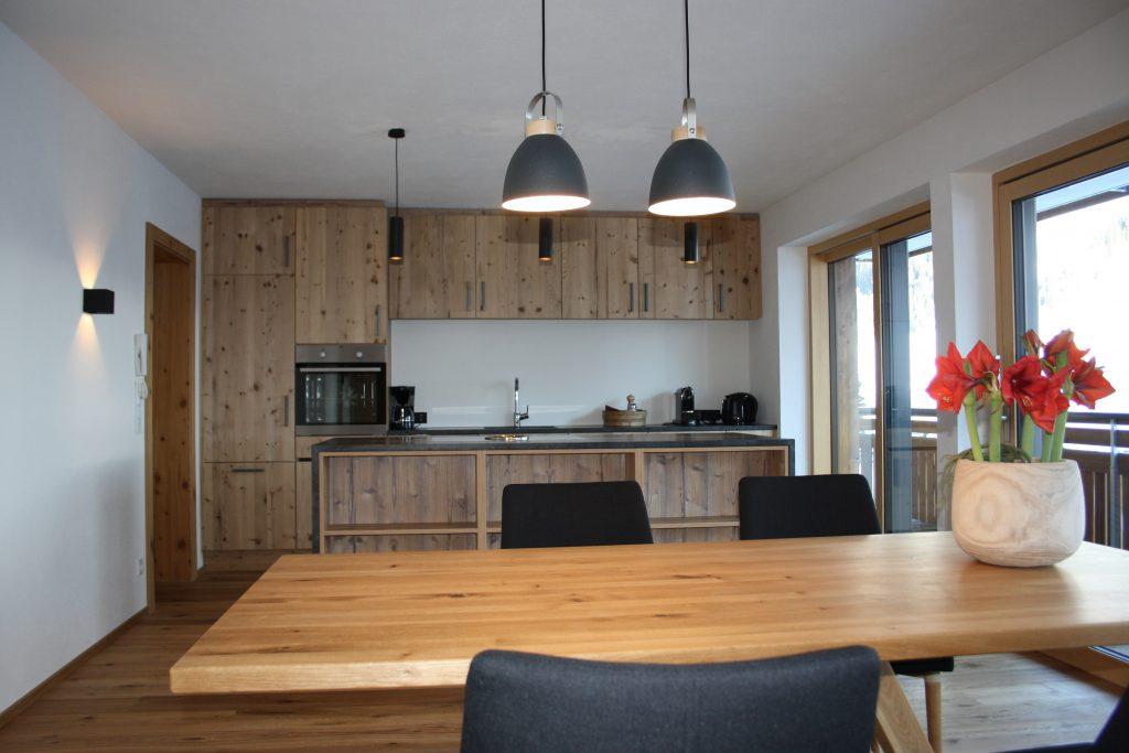 Rüfikopf Küche