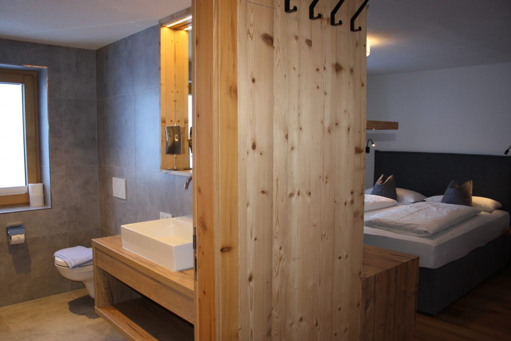 Rüfikopf Schlafzimmer